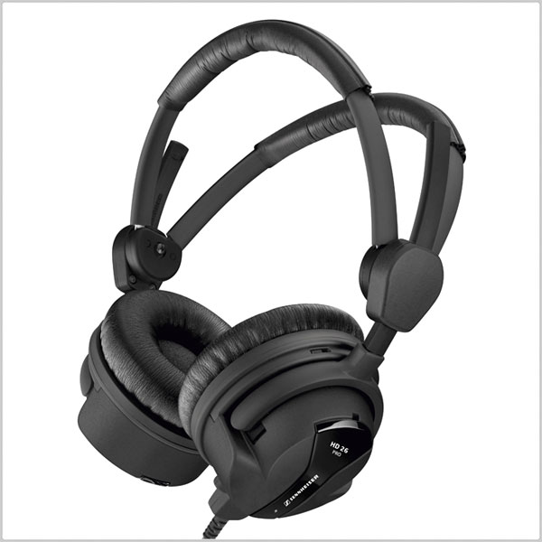 reasonable price official shop detailed images Sennheiser HD 26 Pro Professional Monitoring Headphones ...