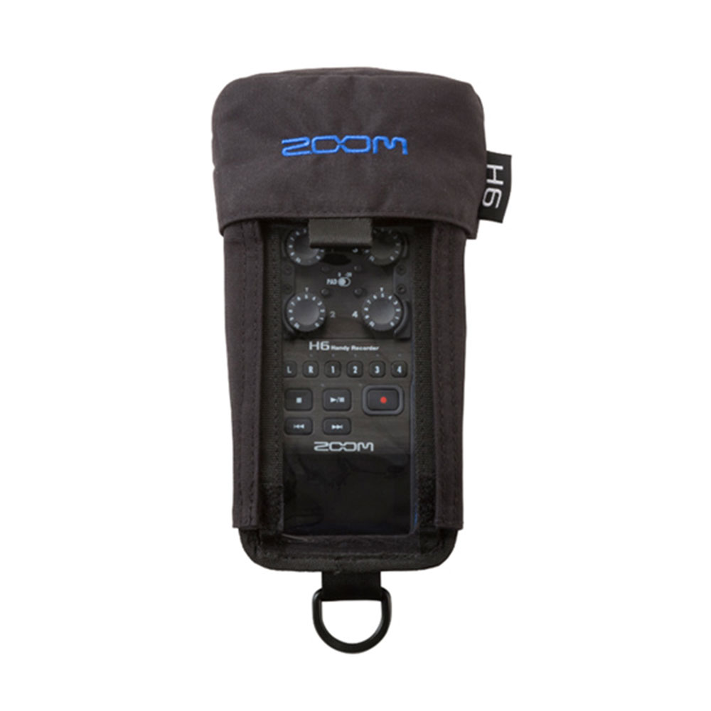 Zoom Pch 6 Protective Carry Case For The H6 Pinknoise Pro Sound