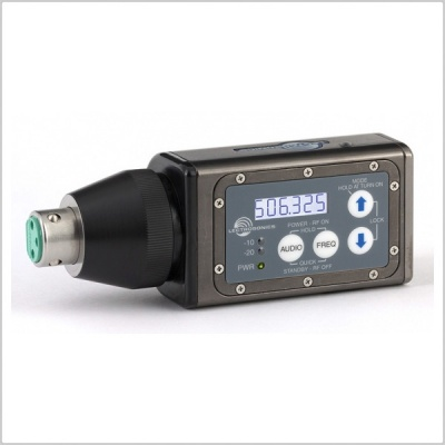 Lectrosonics HMa/E01 Digital Hybrid Wireless® UHF Plug-on Transmitter
