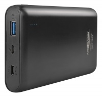 ANSMANN Powerbank 20000mAh Type A & C USB Compact Rechargeable Battery Pack W/ Quick Charge 3.0
