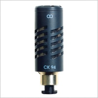 AKG CK94 Figure 8 Stereo Microphone Capsule (Capsule Only)
