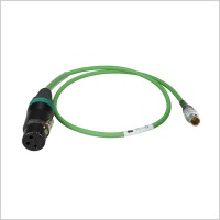 Ambient TC-IN 3-Pin XLR to 5-Pin Lemo Timecode Input Cable (60cm)