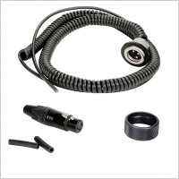 Ambient Coiled Cable Mono 3-Pin XLR Kit