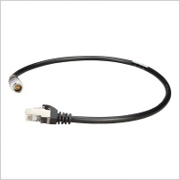 Ambient MLC-L1B10 RJ45 to 10-Pin Lemo Cable for Master Lockit to ARRI Alexa