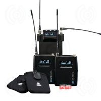 Audio Ltd A10 RX/TX Bundle w/ Free TX Pouches & Micro SD Cards