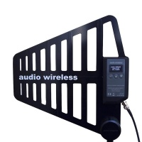 Audio Wireless LPDA-A-DT Digitally Tuned Active Antenna