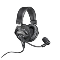 Audio Technica BPHS1 Broadcast Stereo Headset w/ Dynamic Boom Mic