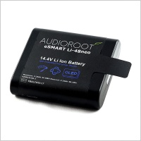 Audioroot eSmart Li-48neo 14.4V 48Wh Smart Lithium Battery w/ OLED Display