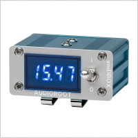 Audioroot vmDBOX-HRS Power Distributor with Voltmeter