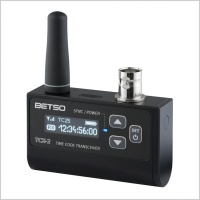 Betso TCX-2+ Ultra Compact Highly Accurate Timecode Transceiver / Generator