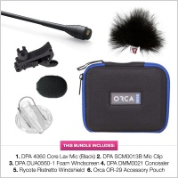DPA Core 4060 Black with Accessory Kit & Orca Pouch