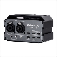Comica CVM-AX3 Multi-Interface Mixer for DSLR Cameras