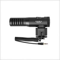Comica CVM-SV20 Super Cardioid Stereo On-Camera Microphone