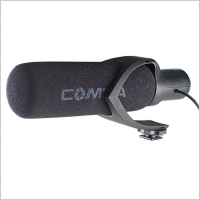 Comica CVM-V30 Directional Condenser Shotgun Video Microphone - Ex-Demo