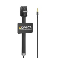 Comica HRM-S Reporter/Interview Microphone for Smartphones