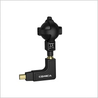 Comica CVM-VG05 Stereo Ball-Shaped Video Microphone for GoPro/Smartphones