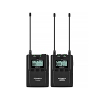 Comica CVM-WM-200 Wireless Radio Mic Kit (Single or Dual Channel)