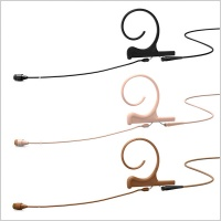 DPA 4266 Omni Flex Earset Mic w/ Microdot Connection (Select Options)