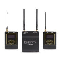 Deity Connect Dual-Channel True Diversity Wireless (2.4GHz)