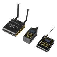 Deity Connect Interview Kit Dual-Channel True Diversity Wireless (2.4GHz)