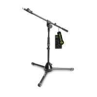 Gravity GMS 4212B Microphone Stand w/ Telescopic Boom