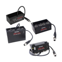 Hawkwoods NP1 Power Cup Adapters with TA4 Fly-lead for Sound Devices Scorpio (Select Variant)