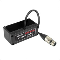 Hawkwoods NPA-XLR NP1 Shoe Power Adaptor to 4-Pin XLR