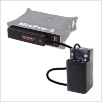 Hawkwoods SD-6 Sound Devices MixPWR to Regulated MDV Battery Fitting