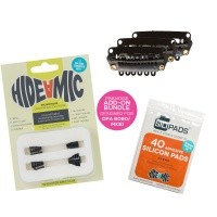 Hide-A-Mic Accessory Add-On Bundle for DPA 6060 Series / Sennheiser MKE1