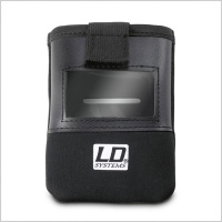 LD Systems BP Pocket 2 Bodypack Transmitter/Receiver Pouch w/ Transparent Window