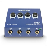 LD Systems HPA 4 4-Channel Headphone Amplifier