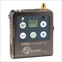 Lectrosonics DBu Digital Bodypack Transmitter