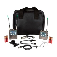 Lectrosonics LR / LT Complete Wireless System w/ Accessories