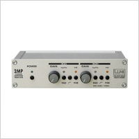 Line Audio 2MP 2 Channel Microphone Preamp