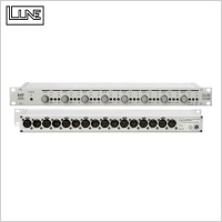 Line Audio 8MP 8 channel Microphone Amplifier