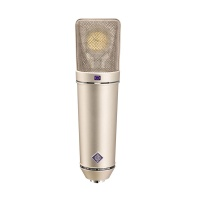 Neumann U 87 Large Diaphragm Studio Microphone