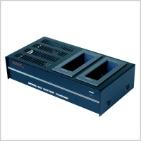 Swit SC-302 NP1 Dual-Slot Sequential Battery Charger
