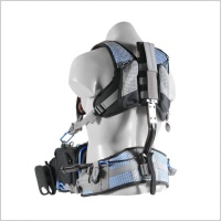 Orca OR-444 Sound Bag Harness w/ Spinal Support System (3S)