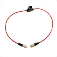 Pinknoise D-Tap (Powercon) to Twin Hirose 50cm Power Cable