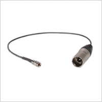 Timecode Systems TCB-50 USO to  3-Pin Male XLR Cable