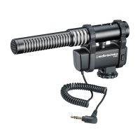Audio Technica AT 8024 Mid-Side On-Camera Microphone - B-Stock