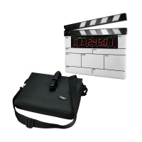 Ambient ACN-LS Lockit Slate with Timecode & Bag Bundle