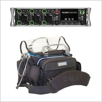 Pinknoise Bundle: Sound Devices 833 Portable Mixer-Recorder W/ Orca OR-30