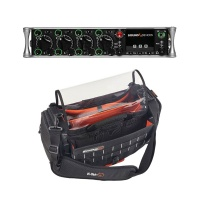 Pinknoise Bundle: Sound Devices 888 Portable Mixer-Recorder W/ K-Tek Stingray Large Audio Bag