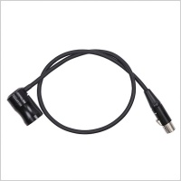 Pinknoise Custom Cable Low Profile 3-Pin XLR Male to TA3 Female