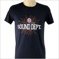 Pinknoise Custom ''Sound Dept'' T-Shirt