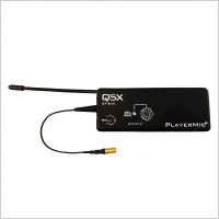 Quantum5X QT-300 PlayerMic Durable Body Pack Transmitter