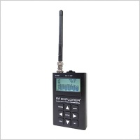 RF Venue Explorer Pro Audio Edition Handheld RF Spectrum Analyzer
