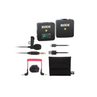 Rode Lavalier GO Wireless System Bundle