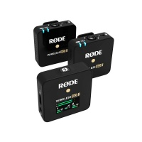 Rode Wireless Go 2 Dual-Channel Microphone System